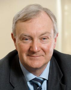 Terry Scuoler CBE